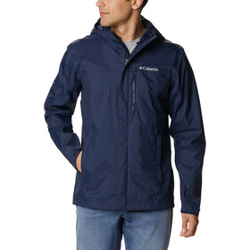 Columbia Pouring Adventure II Jacket Men collegiate navy